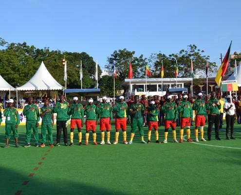 CAN Cecifoot 2015 equipe Cameroun