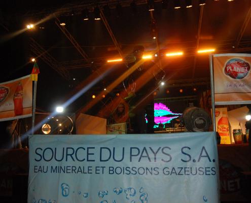 Podium Source du Pays a Yafé édition 2015