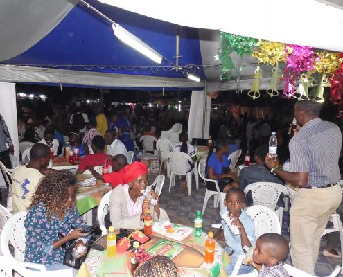 stand de dégustation source du Pays a yafé 2015