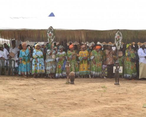 Femmes traditionnelles