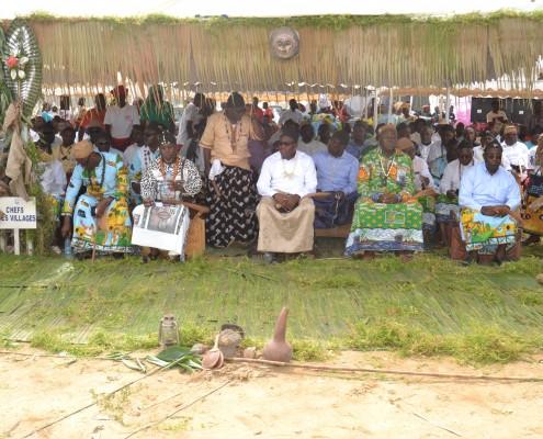 ngondo événements culturel des peuples SAWA