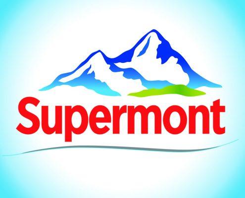 Eau minerale naturelle Supermont