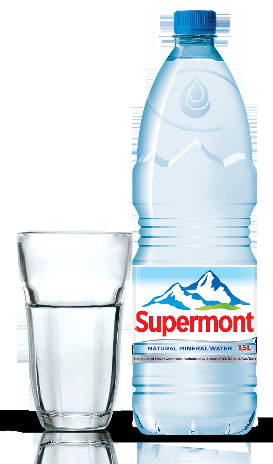 bouteille supermont