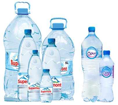 famille eau minérale
