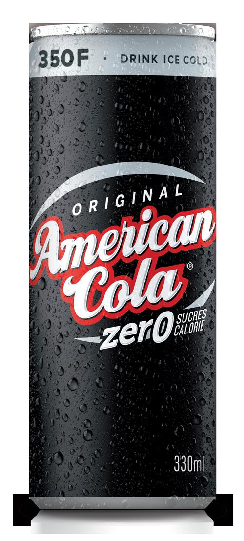 American Cola zero